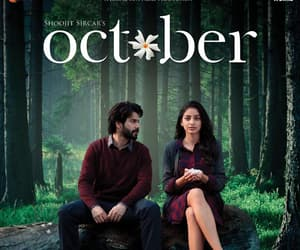 october and indian cinema image