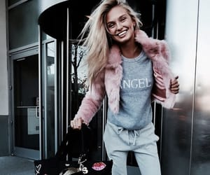 romee strijd, blonde, and model image