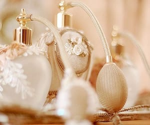 perfume, vintage, and girly image