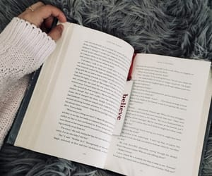 aesthetic, book, and bookmark image