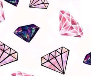 diamand, beyourself, and heartit image