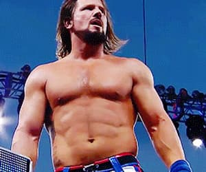 gif, wwe superstars, and aj styles image