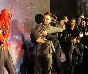 actor, Avengers, and gif image