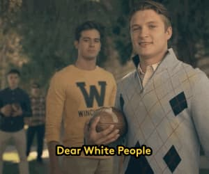 gif, netflix, and dear white people image