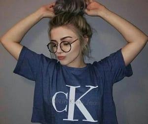 girl, Calvin Klein, and tumblr image
