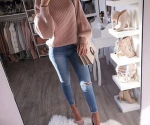 chic, clothes, and clothing image