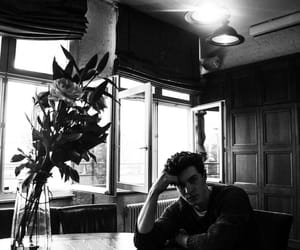 shawn mendes, black and white, and shawn image