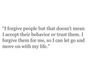 forgive, life, and mean image