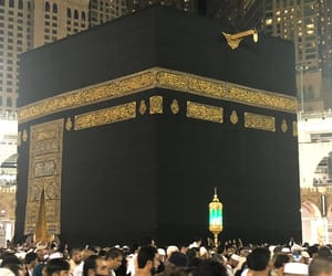 beautiful, happy, and mecca image