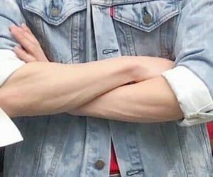 arm veins, bts, and jeongguk image