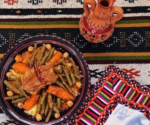 dish, food, and algerie image