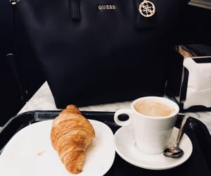 coffe, croissants, and food image