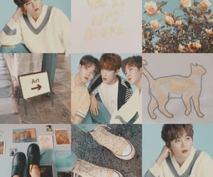 moodboard, Seventeen, and theme image