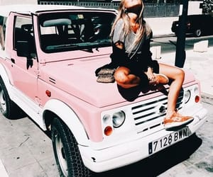 car, inspiration, and girl image