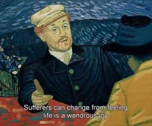 van gogh and loving vincent image