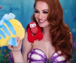 madelaine petsch, ariel, and gif image