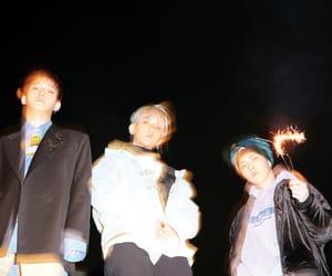 exo, baekhyun, and xiumin image
