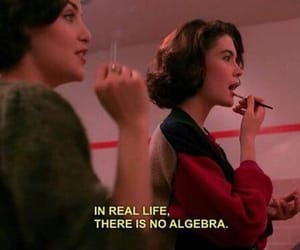 quotes, algebra, and life image