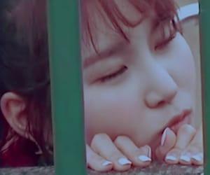 aesthetic, kim yewon, and pristin image