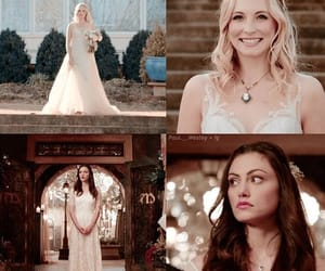 change, new, and caroline forbes image