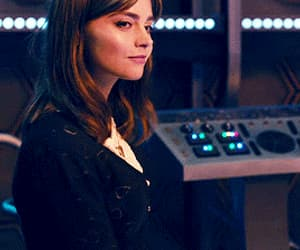 jenna louise coleman and gif image