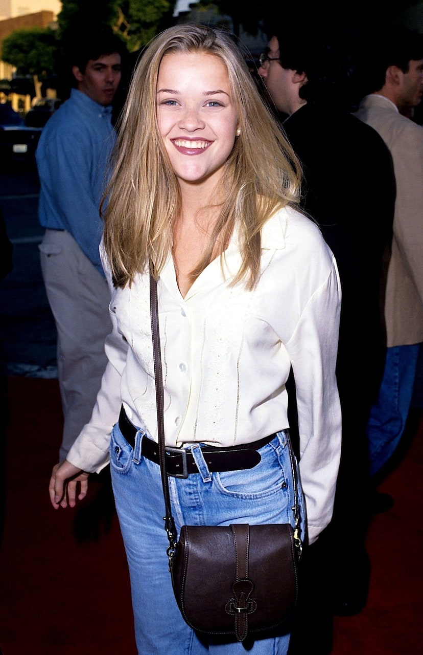 90s, Reese Witherspoon, and vintage image