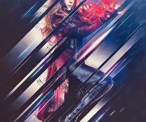 scarlet witch, avengers infinity war, and wanda maxinoff image