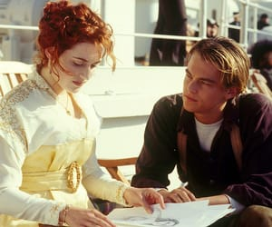 titanic, rose, and kate winslet image
