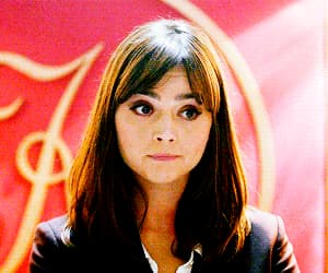 gif and jenna louise coleman image