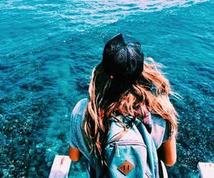 adventure, fresh, and turquoise image