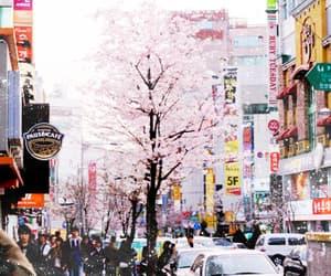 korea, japan, and city image