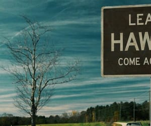 blue, stranger things, and header image