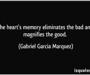 good, gabriel garcia marquez, and heart image
