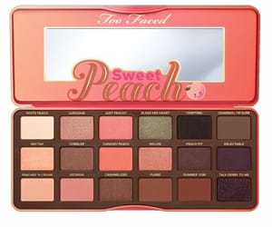 eyeshadow, makeup, and too faced image