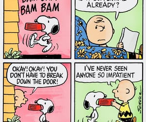 charlie brown, happiness, and peanuts image