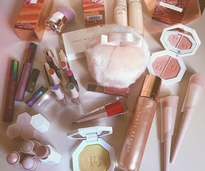 cosmetics, glam, and glow image