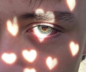 aesthetic, boy, and eyes image