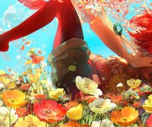 anime, chise, and anime girl image