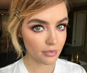 beauty, lucy hale, and pretty little liars image