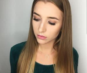 adorable, fashionable, and make-up artist image