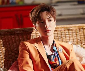 Leeteuk, super junior, and donghae image