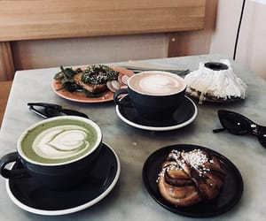 coffee and eat image