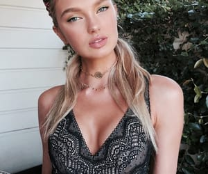 romee strijd, fashion, and coachella image