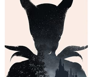 disney, wallpapers, and maleficent image