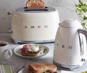 benedict, breakfast, and eggs image