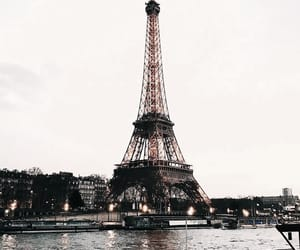 paris, place, and travel image