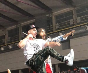 30 seconds to mars, jared leto, and Barcelona image