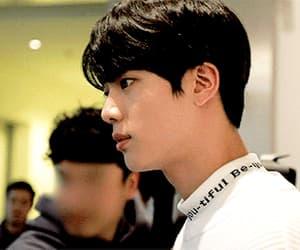 gif, bts, and kim seokjin image