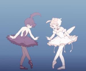 animation, ballet, and fanart image