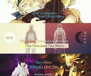 anime, cry, and naruto image